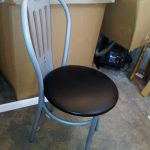 Der Klassiker: Bistro-Stuhl
